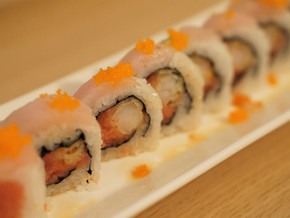 Sushi for the gods