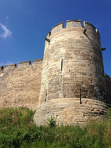 Lincoln Castle Tower