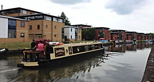 Lincoln Marina - Walk along the river