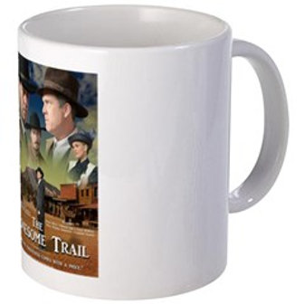 The Lonesome Trail Mug