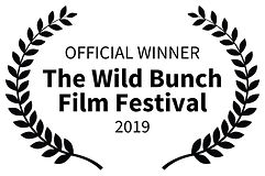 WINNER - The Wild Bunch Film Festival(1)
