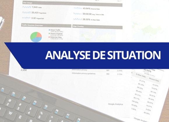 Analyse de situation entreprise