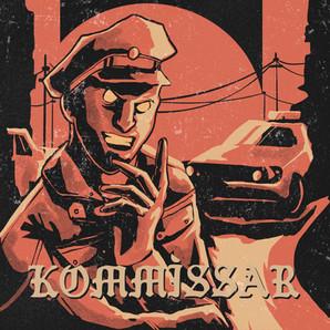 """Mr. Kommissar"""