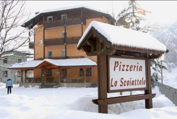 Pizzeria Scoiattolo - Ponte Ar