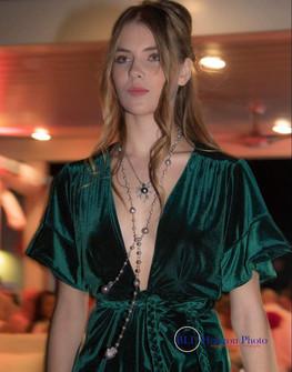 Fashion Show Model UPdo
