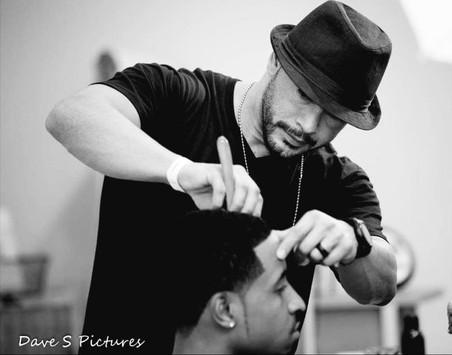 Master Barber Jamie Q