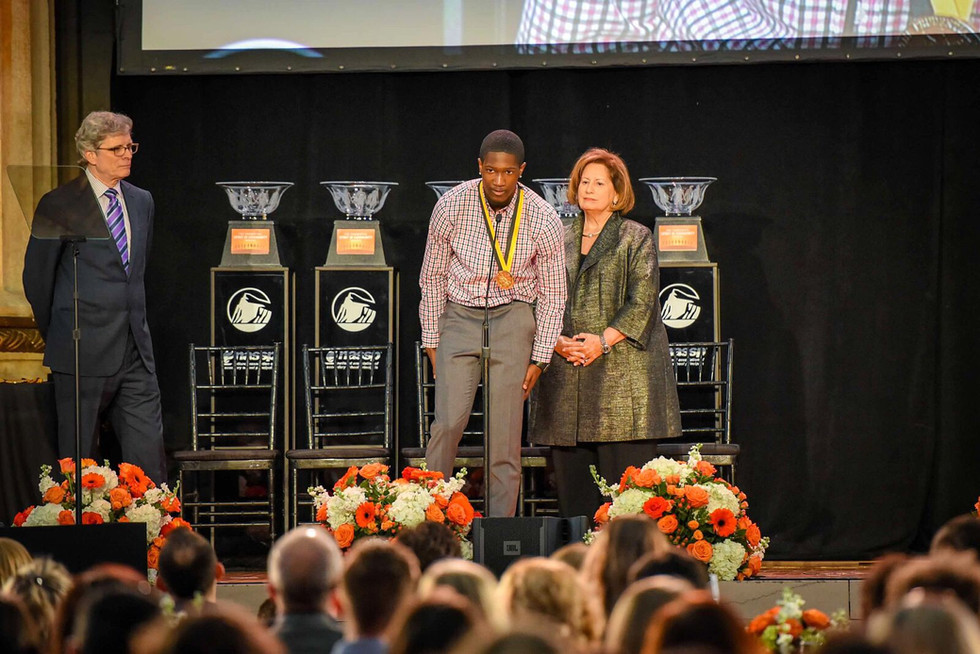 2018 Prudential Spirits of Community National Honoree