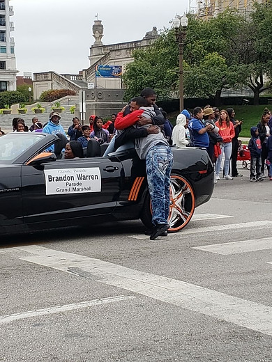 2018 Indiana Grand Marshal, IBE Classic Parade
