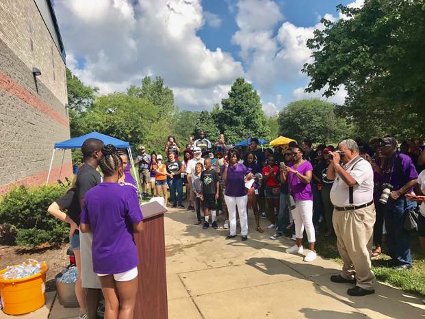 We LIVE Indy Peace Walk 2017