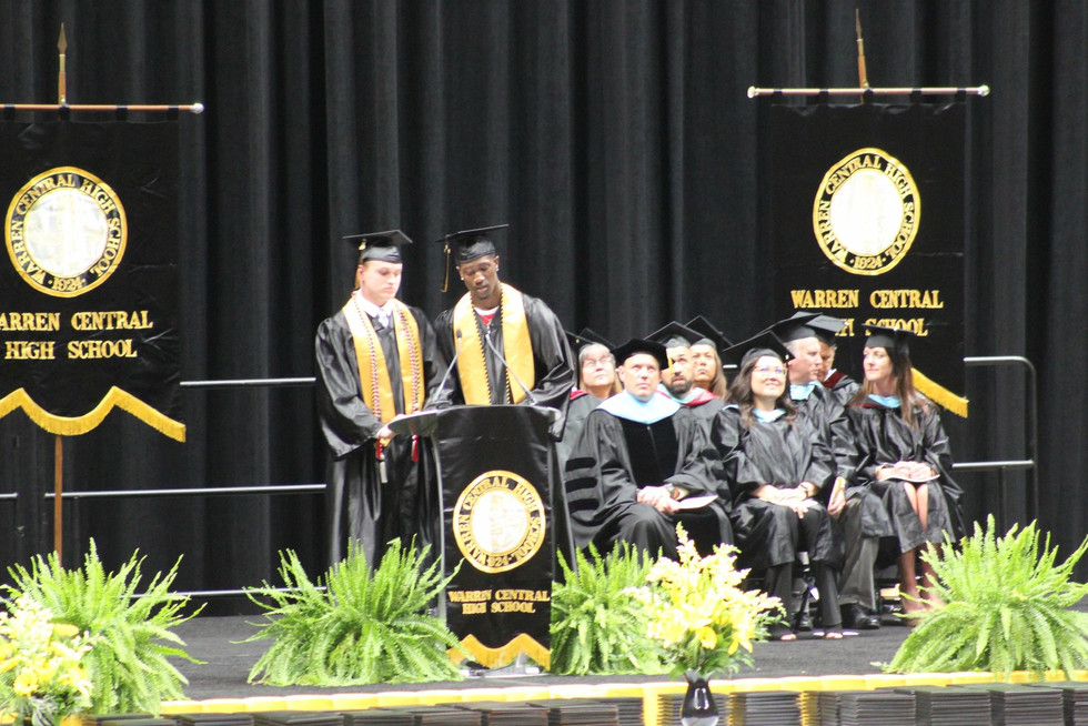 2018 Graduation Commencement Speaker