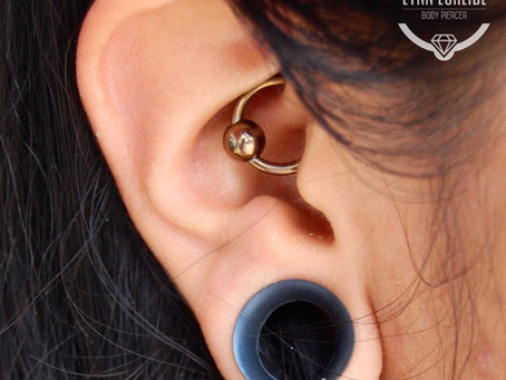 Ear Stretching Guide