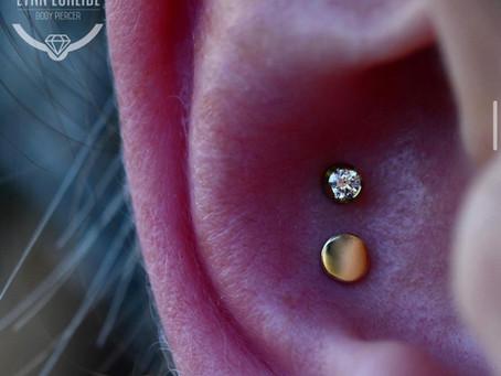 Conch Piercing 101
