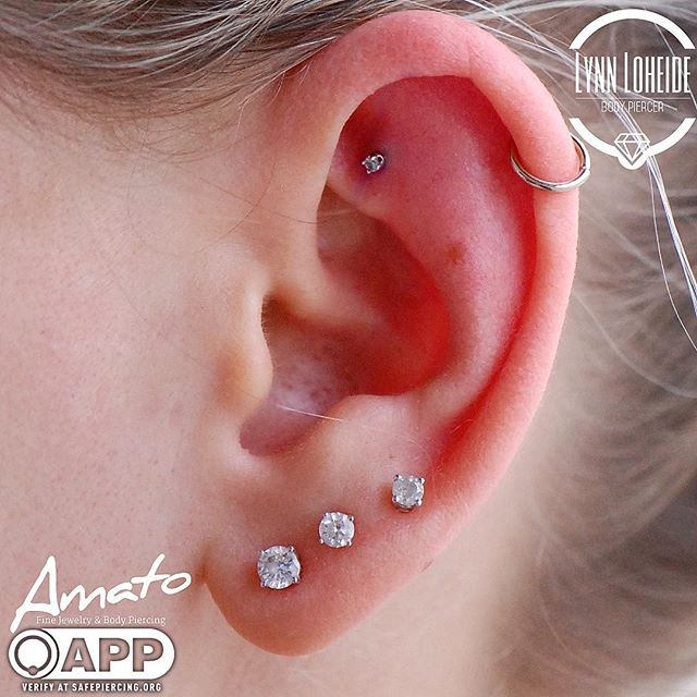 Fresh faux rook with a dainty _bodygems