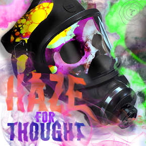 HazieThoughts - Haze for Thought  podcast art