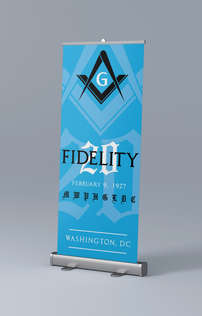 Fidelity Lodge #20  event banner