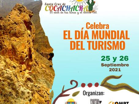 OMPT Sede Perú celebra el Día Mundial del Turismo en Santa Cruz de Cocachacra