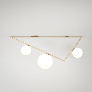 Triangles Lamp
