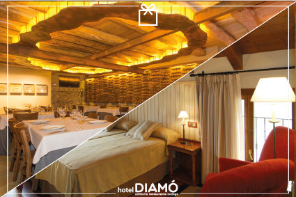 Estancia Hotel + Degusta Diamó