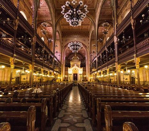 בית הכנסת הגדול של בודפשט