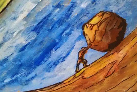 Sysyphus and other devastating tasks