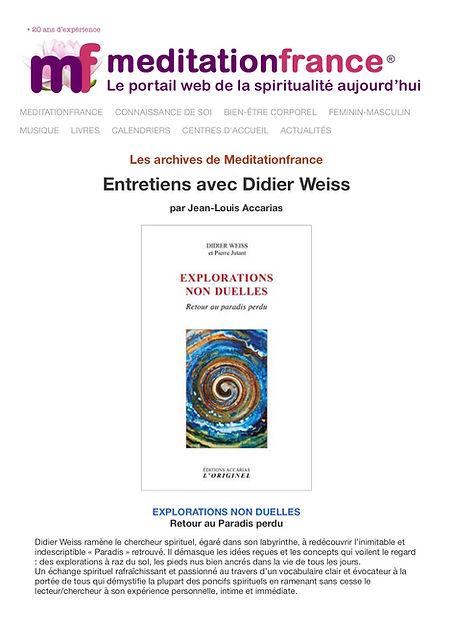 16-11-19 Entretien avec Jean Louis Accar