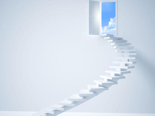 Steps or no steps?