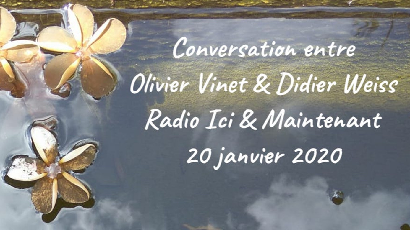 Sur Radio Ici & Maintenant