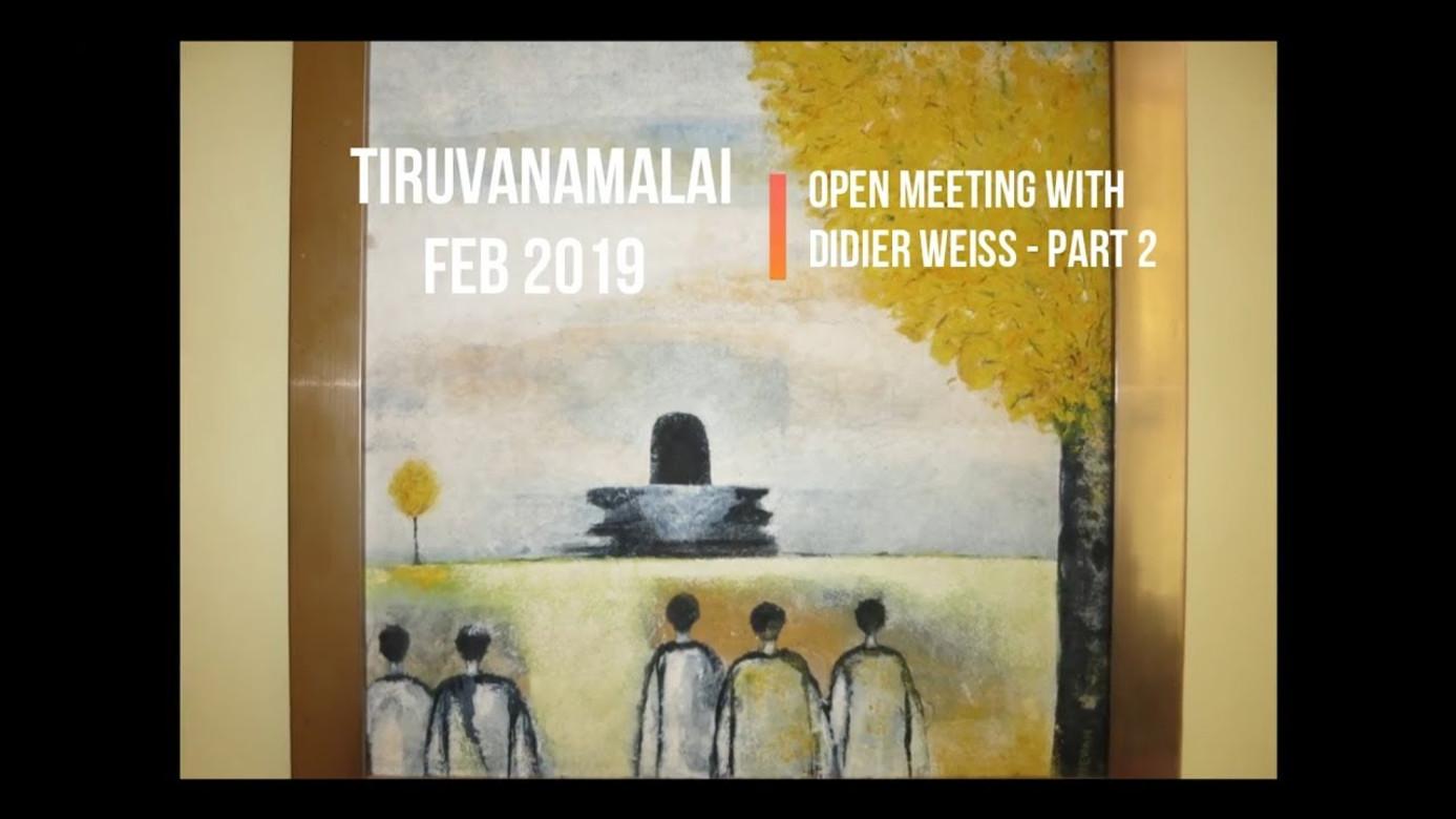 Tiruvanamalai - Feb 2019 - Part 2