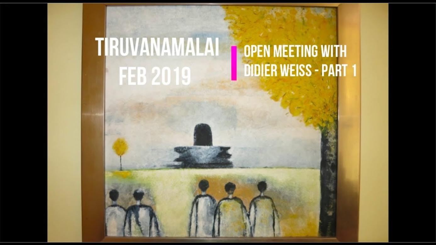 Tiruvanamalai - Feb 2019 - Part 1