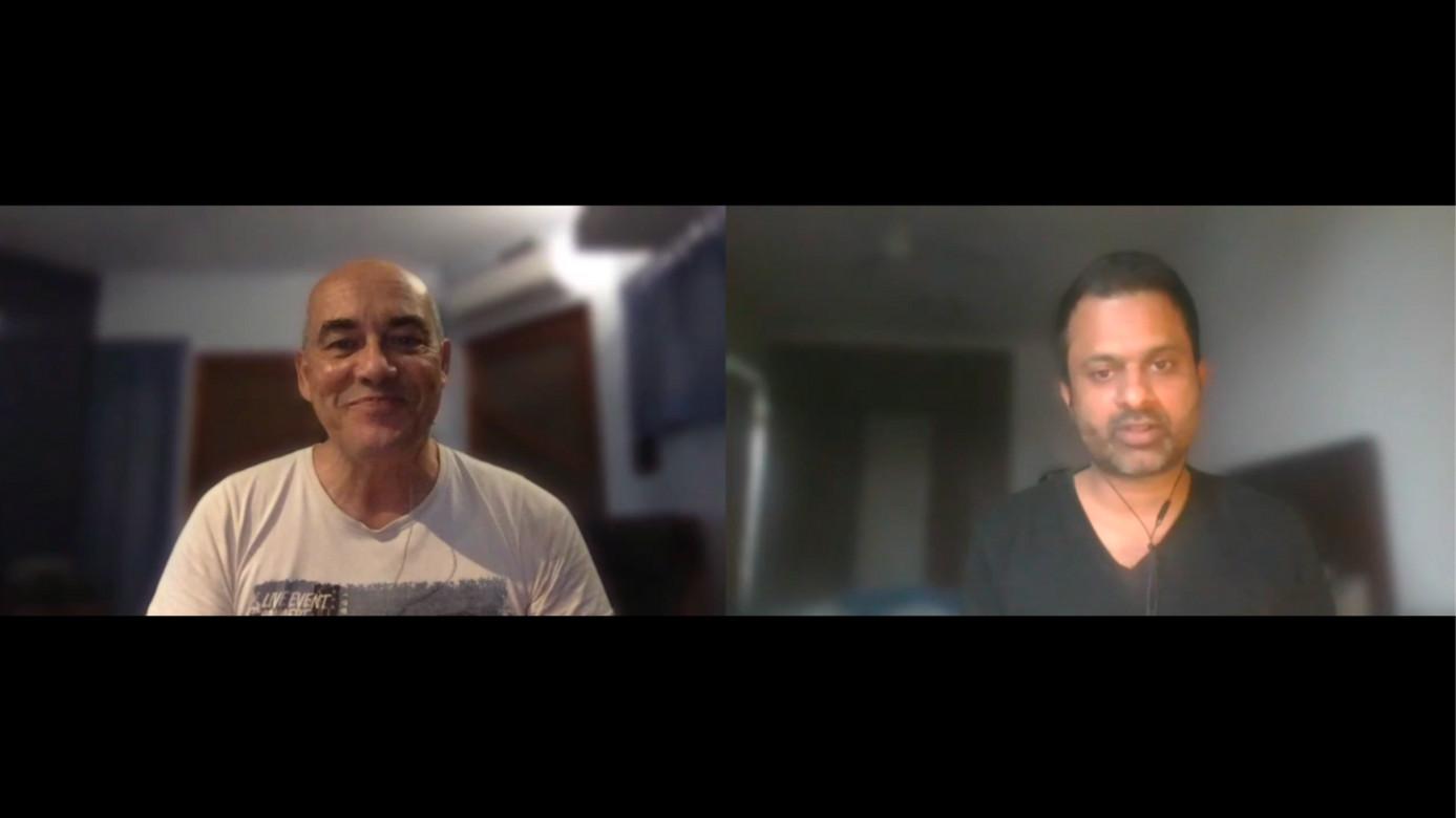 Non-dual exploration between Didier & Vikram - Sept 5th, 2020