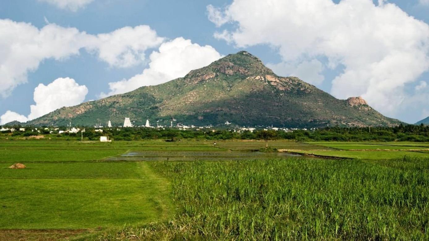 Tiruvanamalai Feb 2018 - Day 1