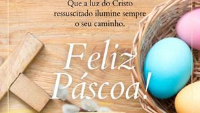 DESTAQUE | Feliz Páscoa