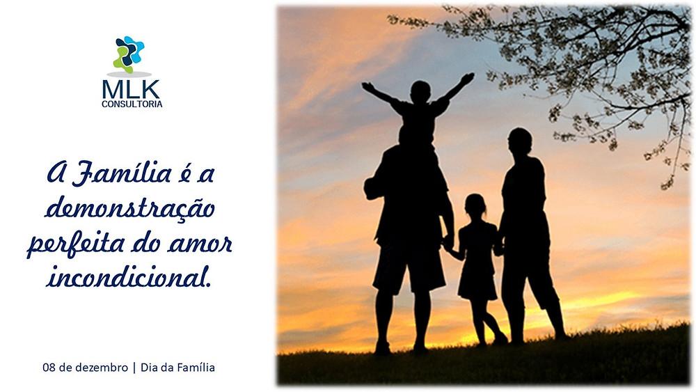 08 Dezembro | Dia da Família.