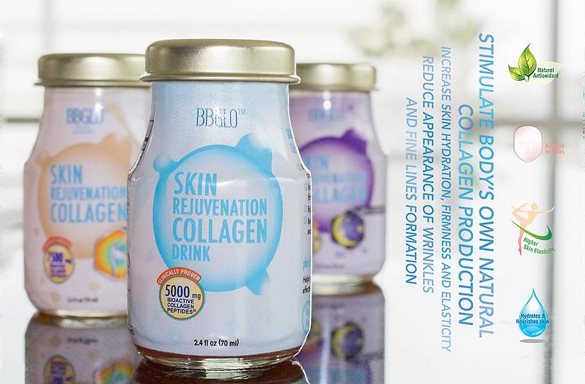 SKIN REJUVENATION COLLAGEN DRINK - Collagen dạng Nước
