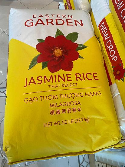 THAI SELECTED JASMINE RICE - GẠO THƯỢNG HẠNG THÁI LAN  QUÀ TẶNG TỪ ĐẤT MẸ -THƠM