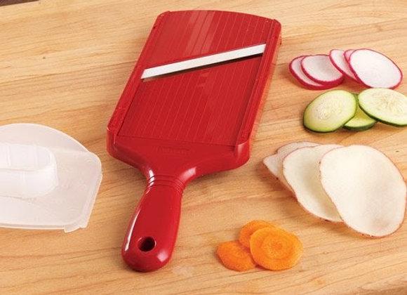 Kyocera Adjustable Mandolin Slicer - Thớt Bào Hành, Trái Cây