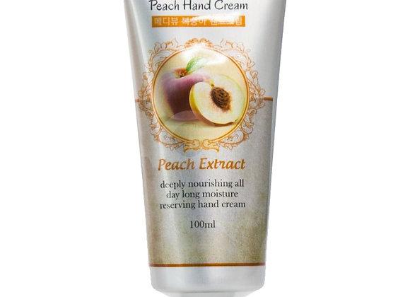 Peach Hand Cream - Kem Duong Da Tay Chiet Xuat Trai Dao