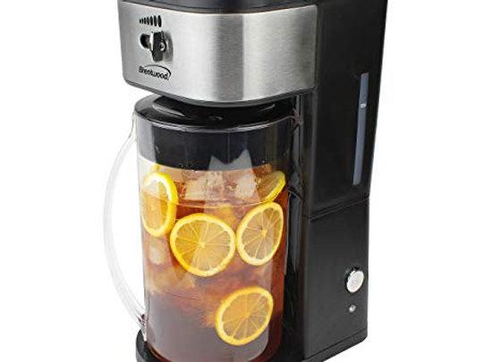 Coffee & Ice Tea Maker 64oz - Máy Làm Cafe và Nước Trà