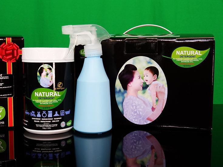 8 Bottles of Natural Detergent - 4 FREE 4 BOTTLES Xà bông đa năng Mẹ Bồng Con