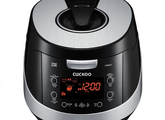 Pressure Rice Cooker- Induction Heat