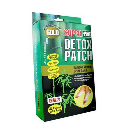 Super Detox Pad - Miếng Dán Chân