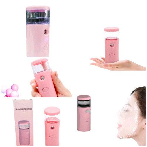 Shopee NANO SPRAY Hydrometer Face Spray USB. Bình xịt thơm phòng, xe