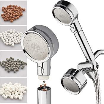 Aroma Shower Head - Bộ vòi tắm Aroma