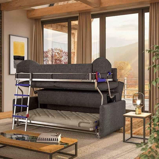 LANIE Bunkbed Sleeper Sofa