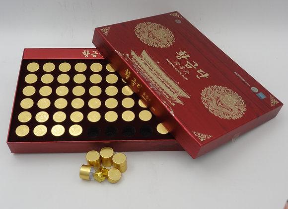 Hwang Geum Dan - Bổ Não Rồng Vàng Đan 60 Viên. Buy 2 Get 1. PRICE FOR 3 BOXES