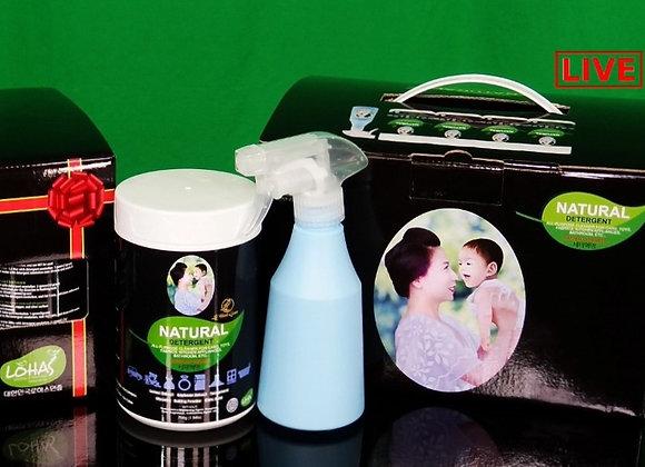 Natural Detergent - Xà Bông Mẹ Bồng Con