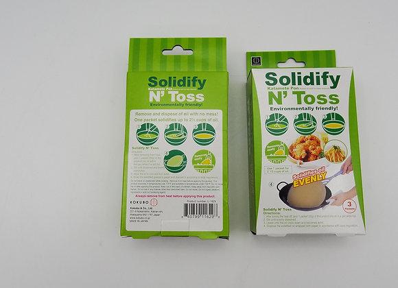 Solidify N Toss Kokubo Brand