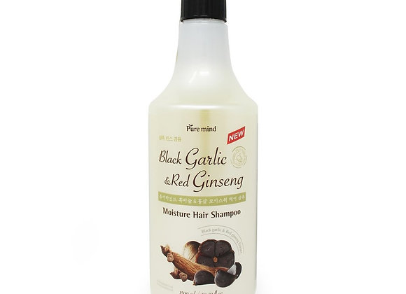 Black Garlic & Red Ginseng Shampoo