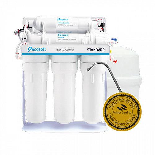 Máy Lọc Nước Ecosoft 5 Đầu Lọc