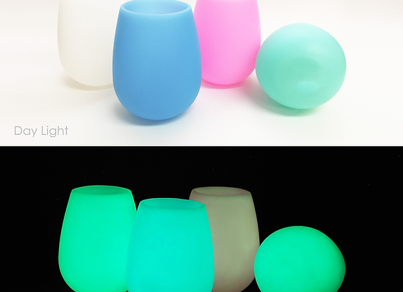 Silicone GlowCup - Set of 2